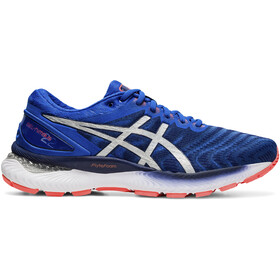 asics Gel-Nimbus 22 Shoes Men tuna blue/pure silver
